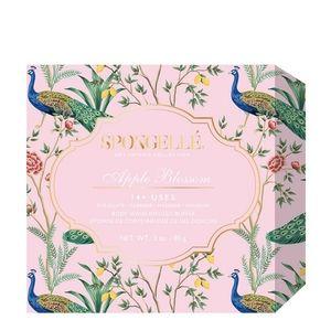 SPONGELLE Apple Blossom Boxed Flower Sponge *NIB